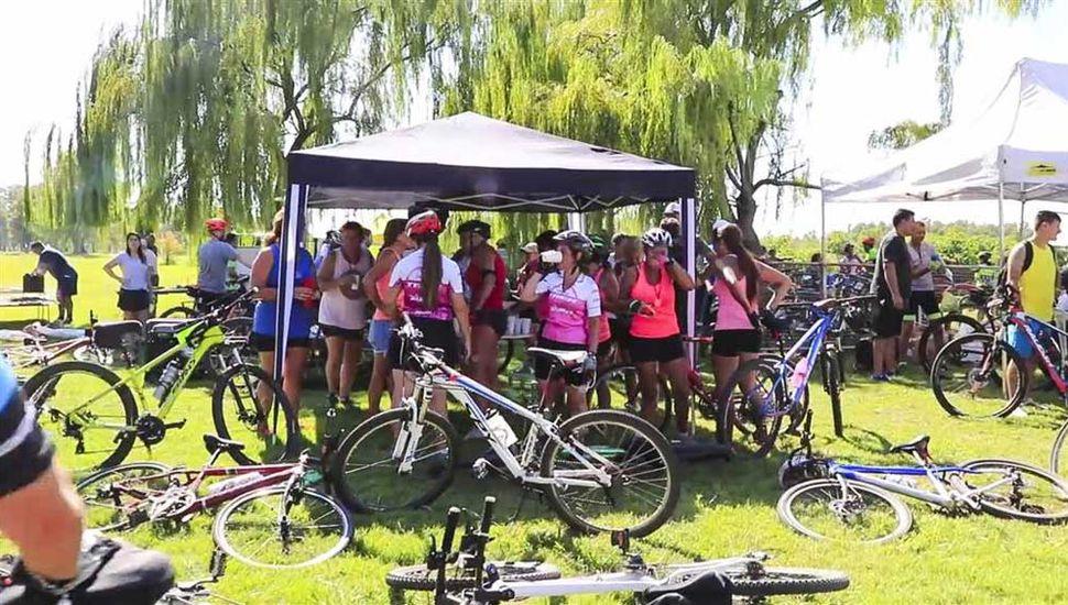 Organizaron la Subcomisión de Rural Bike de la Asociación de Ciclistas Juninenses y la Dirección de Deportes.