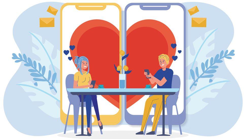 Las mujeres, protagonistas del amor y los encuentros virtuales