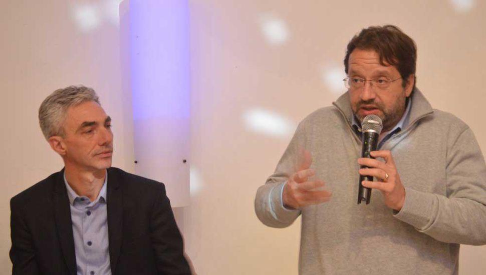 El reconocido economista Marco Lavagna disertará en el local del FR.