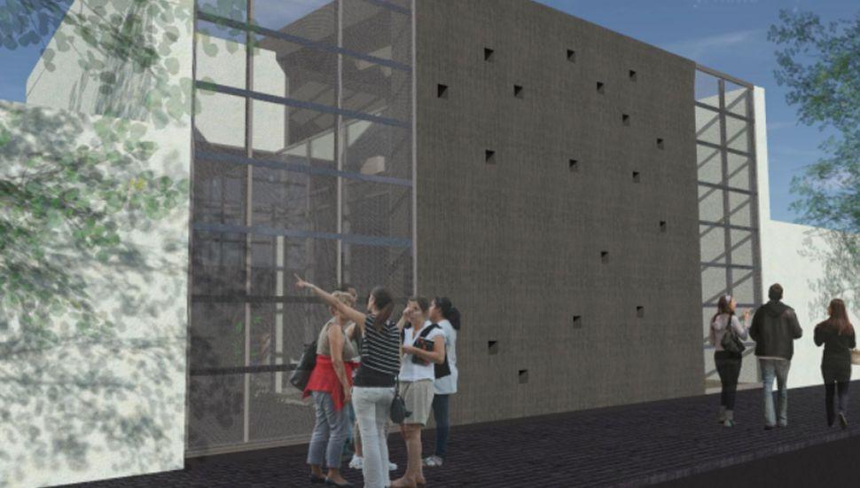 El centro estará en calle Brasil 20, en nuestra ciudad.