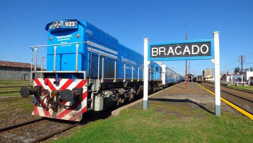 Tras cuatro años de espera, anunciaron que en 20 días vuelve del tren de pasajeros a Bragado