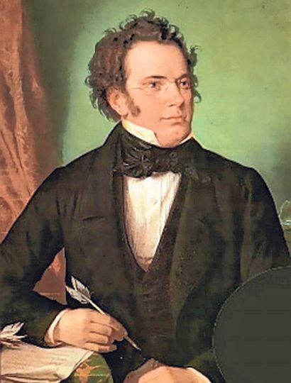 Franz Schubert (1797- 1828), compositor austríaco del Romanticismo Musical.