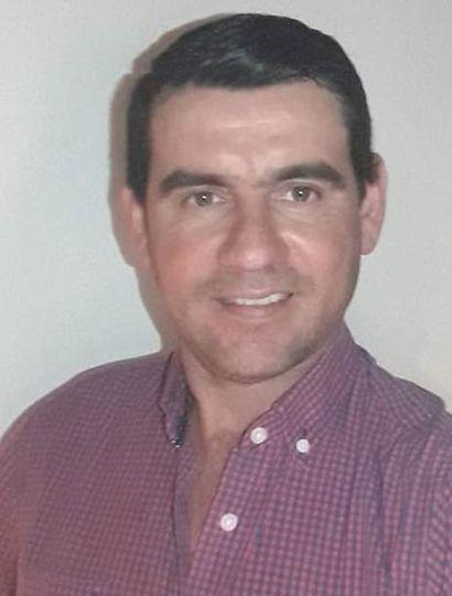 José Daniel Rodríguez aspira a obtener una banca en el Concejo Deliberante, por el Frente Patriota.
