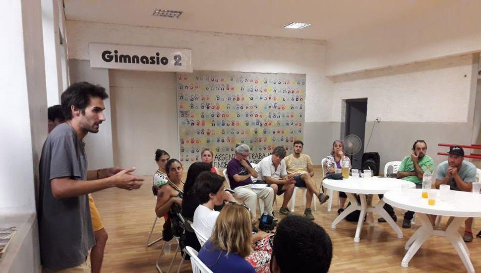 La comisión se reunió para evaluar los diversos protocolos existentes en el área de cultura, en el marco de la Ley Micaela para definir un protocolo propio que además se pueda replicar en otros festivales y espacios culturales.
