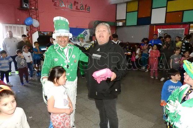 Utedyc festejó el Día del Niño