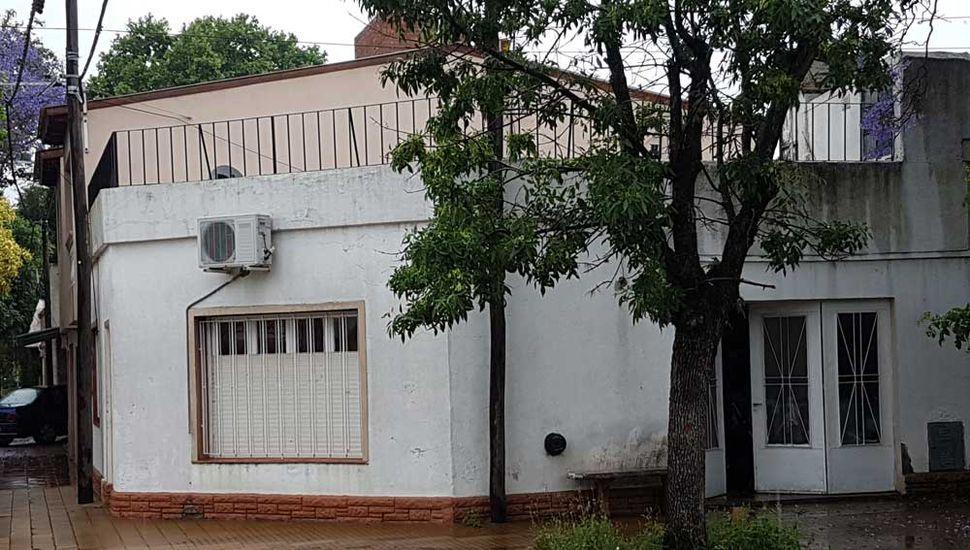 En una vivienda en la zona de Sadi Carnot y Avellaneda se llevó a cabo un procedimiento.