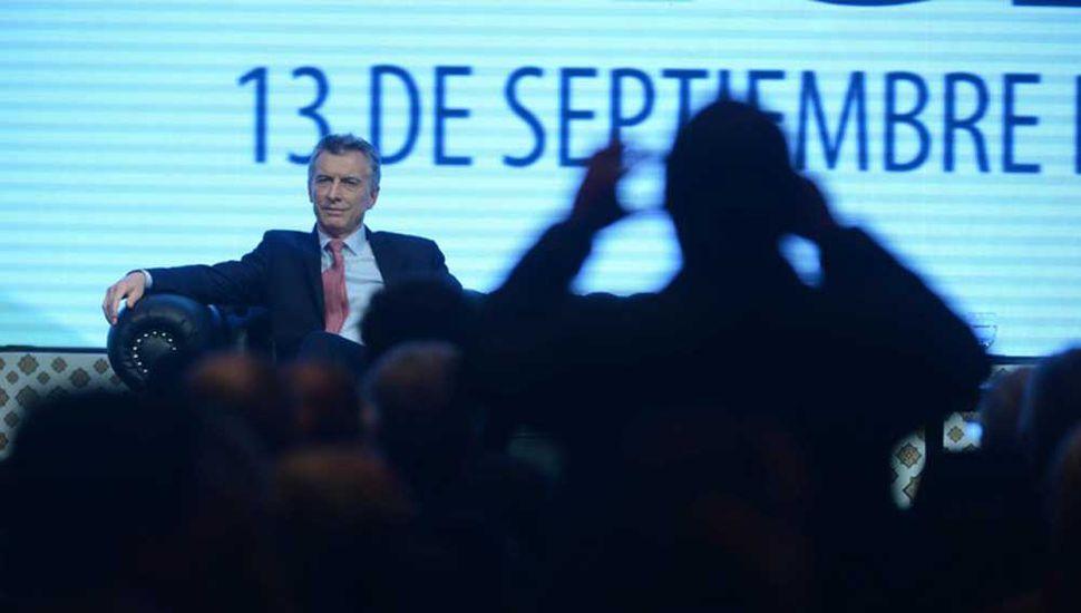 """Macri aseguró que los cambios en  retenciones son el """"último esfuerzo"""""""