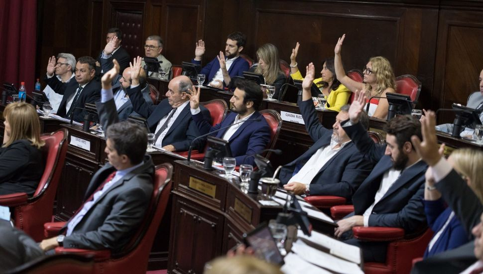 """Senadores de Juntos por el Cambio repudiaron el """"golpe institucional"""" en Venezuela"""
