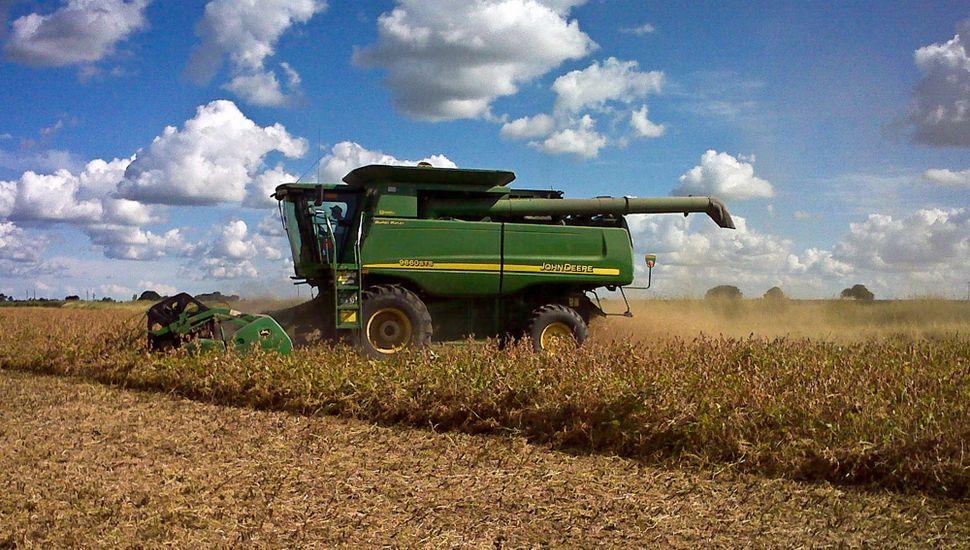 Más de 33,4 millones de toneladas de granos de la campaña 2018/2019 ya se comercializaron en la provincia.