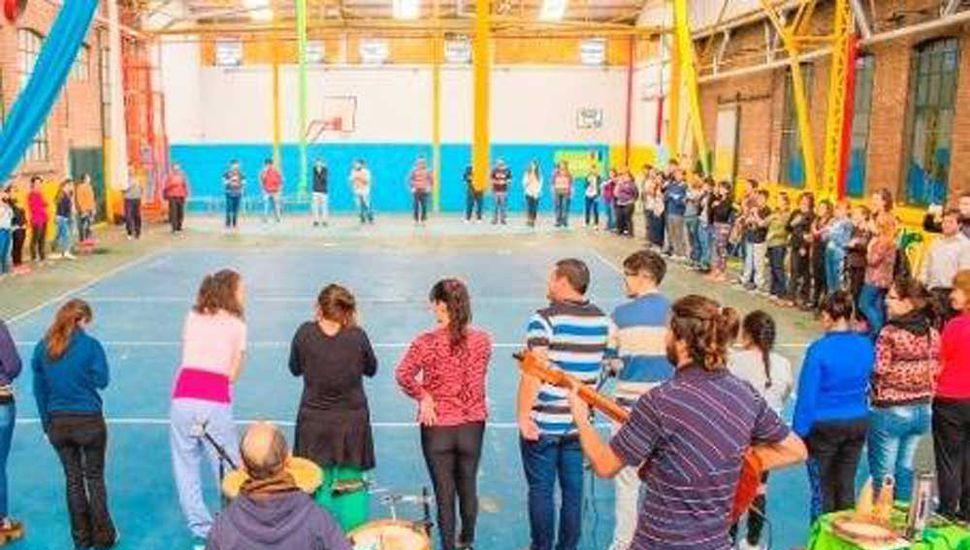 La propuesta tendrá lugar en el Polideportivo de calle Primera Junta.