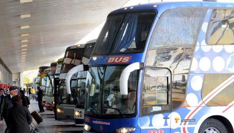 Un gigante del transporte terrestre pidió el concurso preventivo