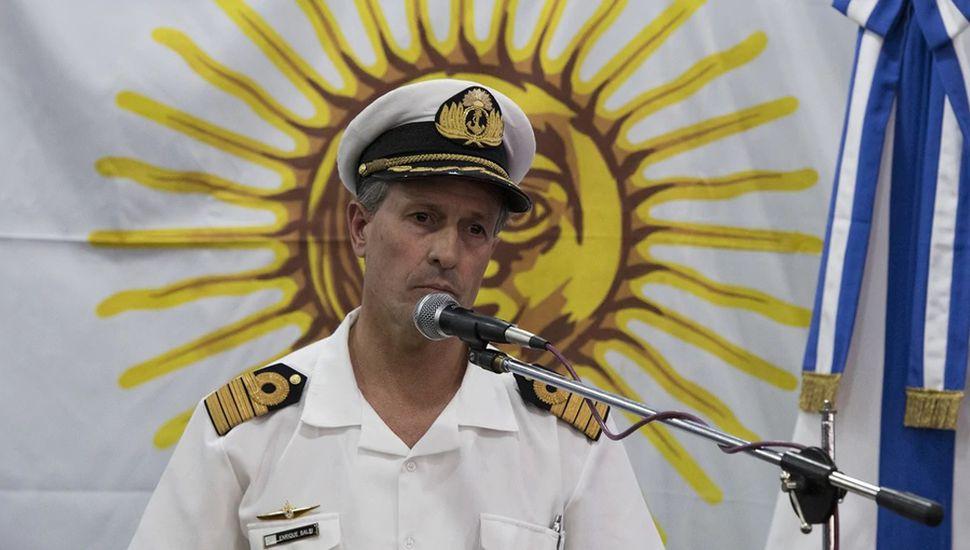 La Armada reconoció que la búsqueda se está complicando