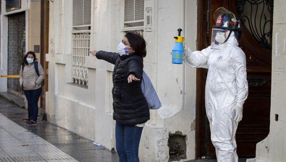 Murieron 48 personas en las últimas 24 horas, la cifra más alta desde que comenzó la pandemia