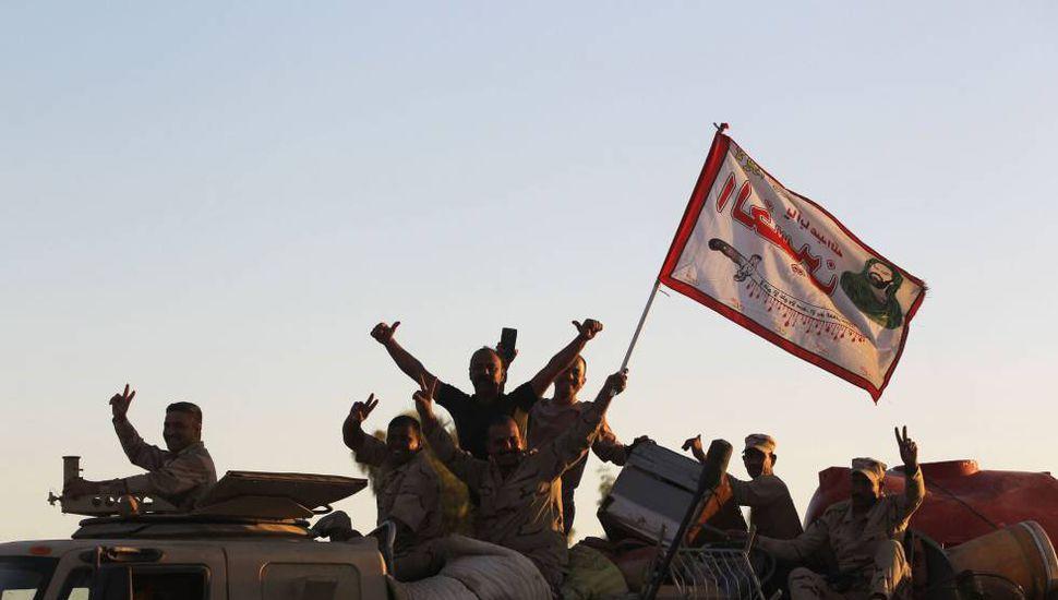 Irak puso fin a la ofensiva militar contra los kurdos