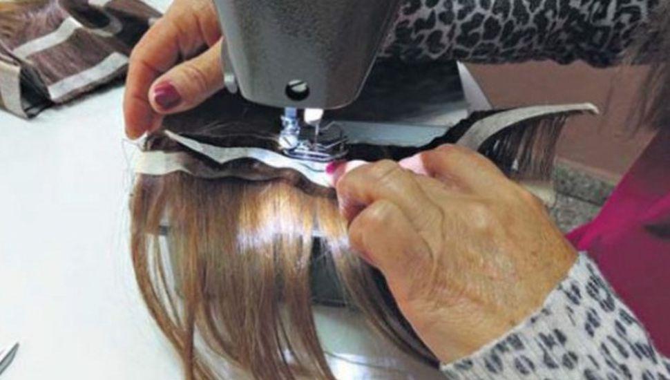 Continúa la campaña de donación de pelo en Chacabuco