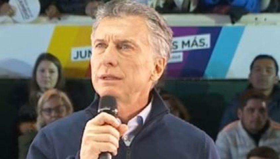 """Mauricio Macri pidió convencer a los argentinos que """"están enojados"""""""