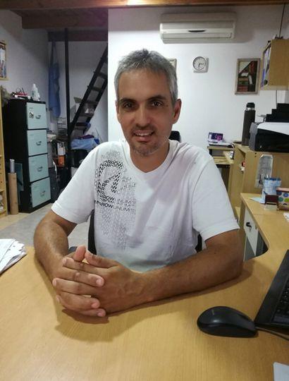 Javier Gaude es un reconocido volovelista local que alcanzó una notable trascendencia internacional.