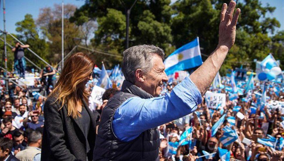 """Macri: """"En el futuro el  foco va a estar en el alivio"""""""