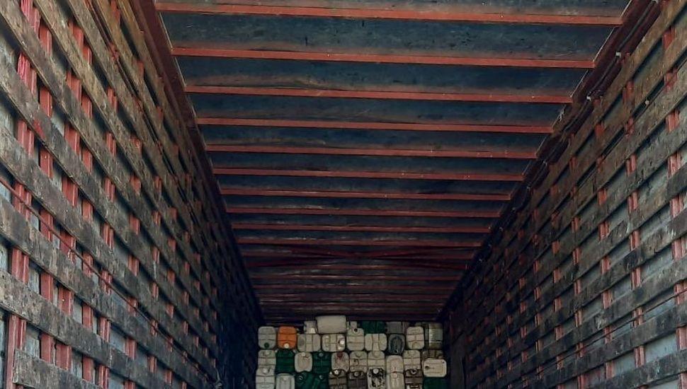 Arenales: juntaron 10.580 envases vacíos de fitosanitarios