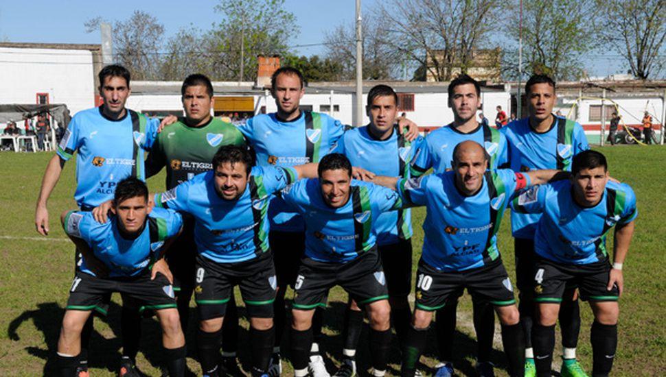 Defensa Argentina, líder del Clausura 2017.