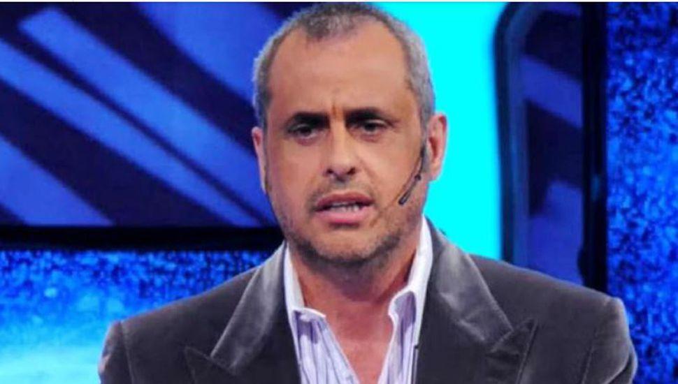 Jorge Rial fue asaltado por dos motochorros y el ataque quedó filmado