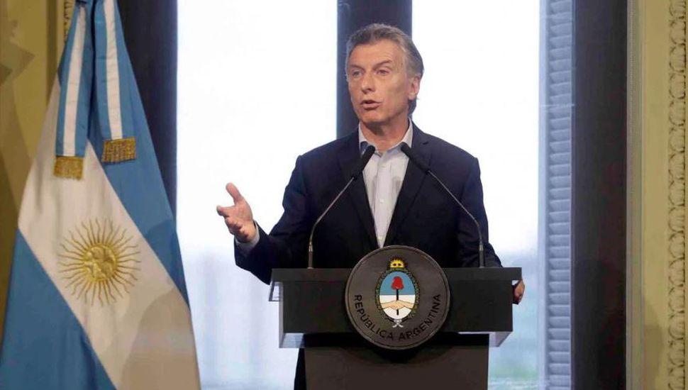 """Macri, sobre Olivares: """"Vamos a ir hasta las últimas consecuencias para entender lo que pasó"""""""