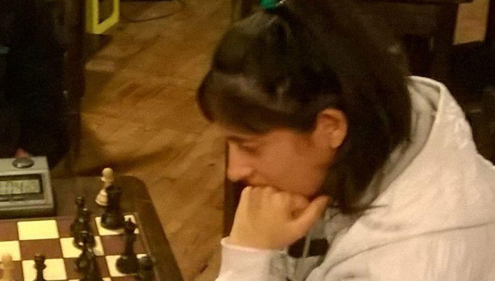 Yamila Ábalo ajedrez