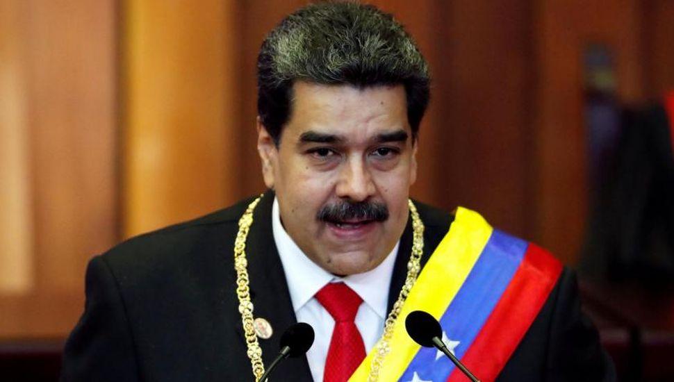 """Nicolás Maduro considerado """"usurpador"""" por el Congreso"""