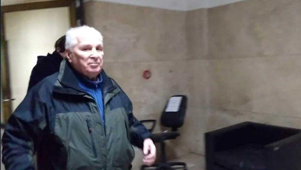 Cuadernos de la corrupción: se entregó  a la Justicia el empresario Néstor Otero