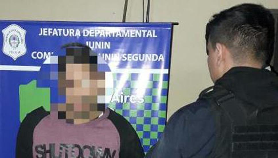 Uno de los hermanos detenidos por el atraco cometido el viernes 15.