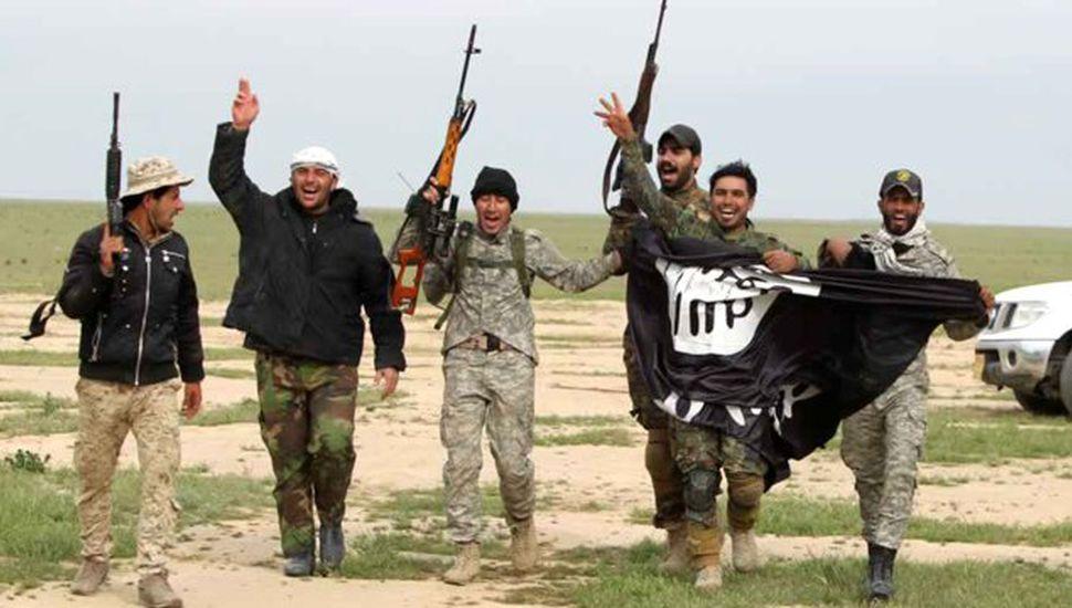Estado Islámico dice  no estar derrotado