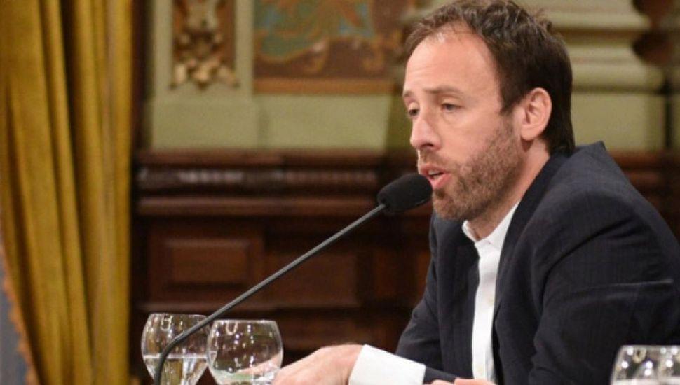 Pablo López, ministro de Hacienda