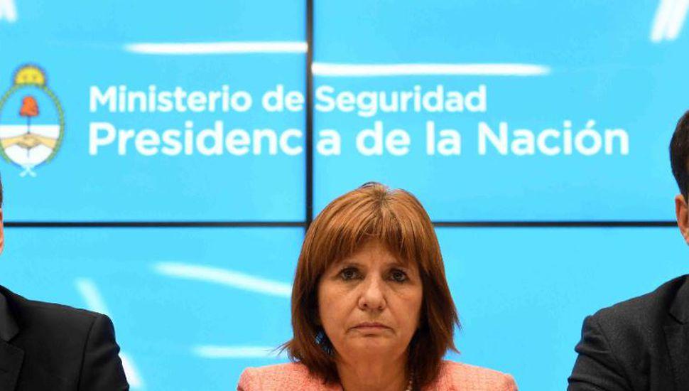 """Patricia Bullrich, sobre la balacera al diputado Héctor Olivares: """"Creemos que el objetivo concreto era Miguel Yadón"""""""