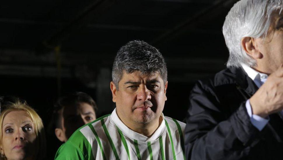 Sospechas de corrupción  sobre Pablo Moyano