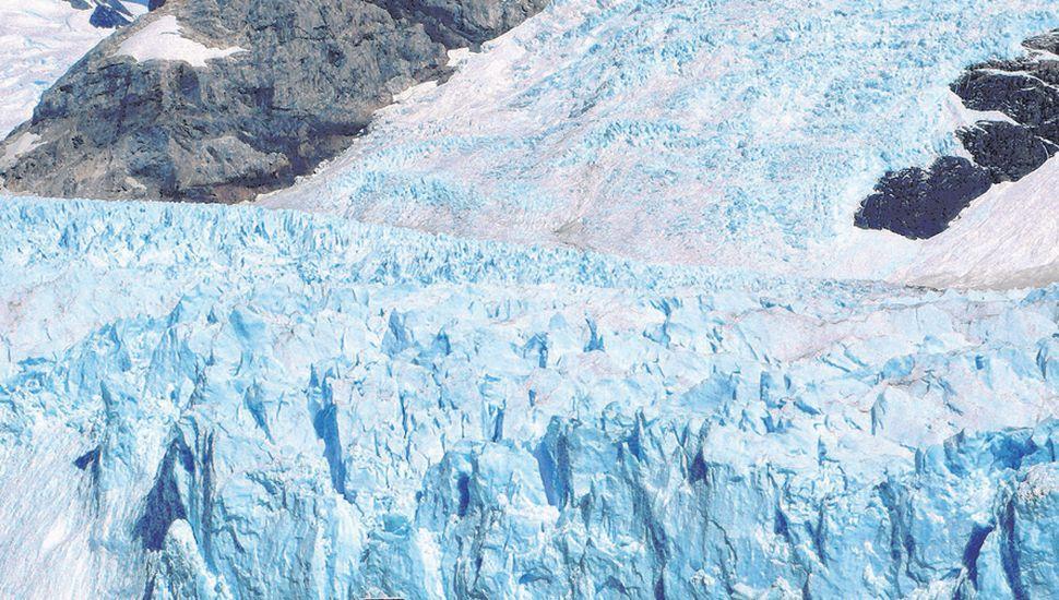 """Los glaciares de la Patagonia no paran de """"adelgazar"""""""