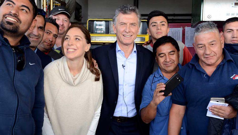 Macri-Vidal 2019, otra versión en el  PRO que desvela a la gobernadora