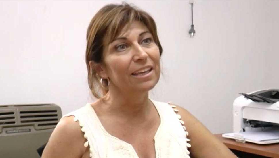 Cecilia Gabrieli, secretaria de Hacienda de Chacabuco.