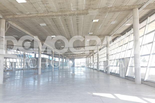 Nueva terminal de ómnibus