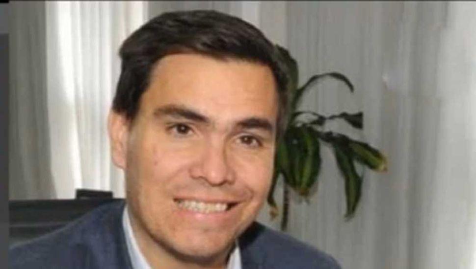 Javier Tizado, ministro de Producción de la provincia de Buenos Aires.