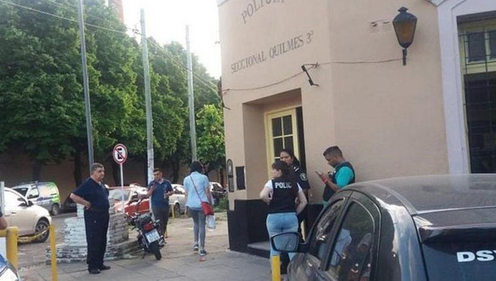 Fuga de la comisaría de Quilmes: detuvieron al séptimo preso