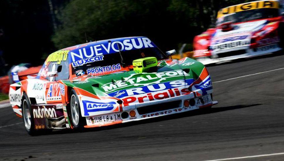 Jonatan Castellano se quedó con la victoria en Concepción del Uruguay, la segunda de la temporada con el Dodge Nº 9.