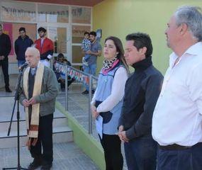 El intendente Rossi inauguró el jardín maternal número 2