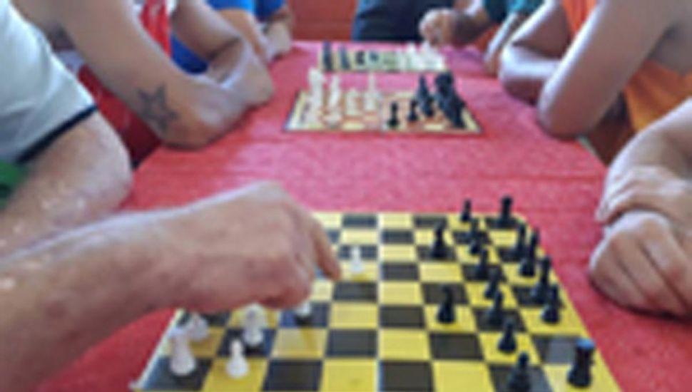 actividades deportivas carcel