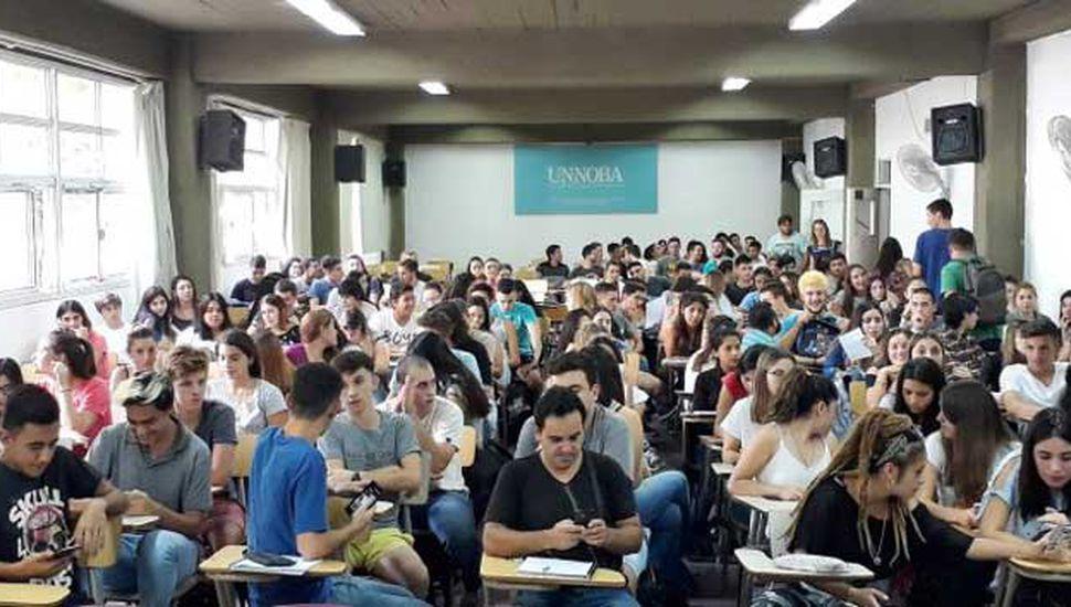 Estudiar en Junín ya ronda los $ 25 mil por mes para los jóvenes de la Región