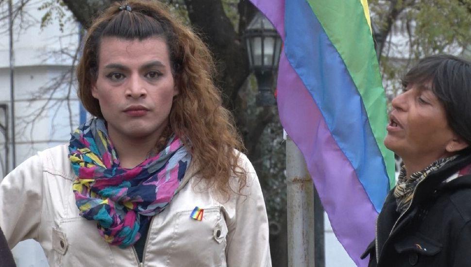 Se realizó en Rojas una jornada por la diversidad sexual