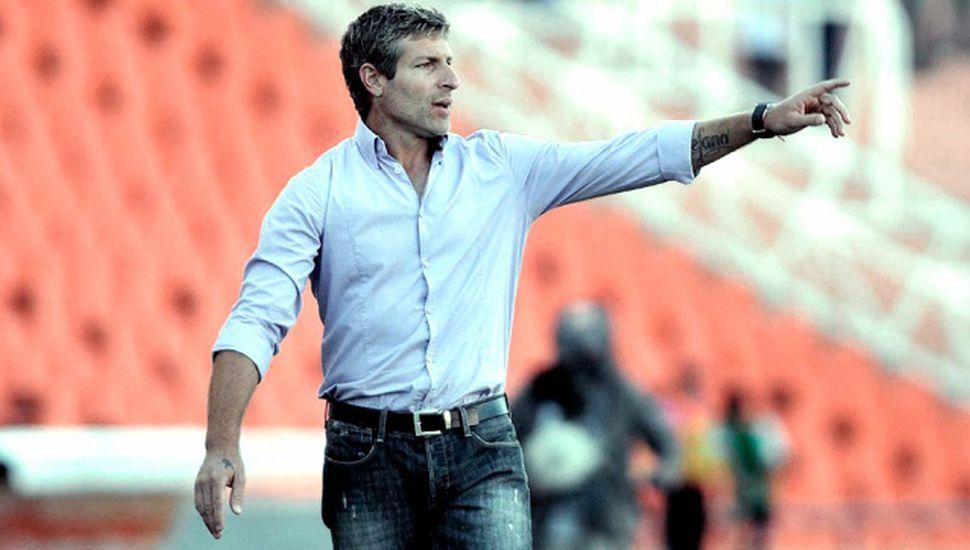 """Palermo es considerado por la prensa chilena como """"el técnico del momento"""""""