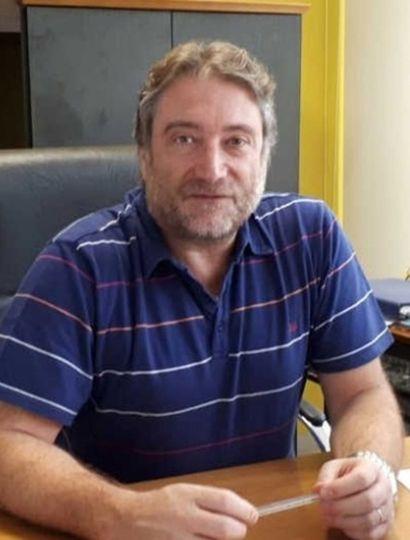 Héctor Azil,  secretario general de ATSA Junín.