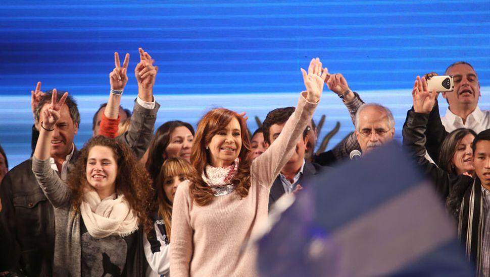 Ahora es Cristina la que azuza el  miedo como estrategia electoral