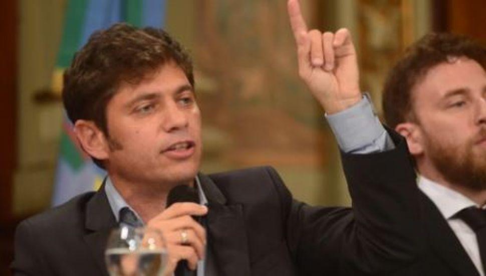 El Gobierno de Axel Kicillof informó que no podrá pagar la deuda que vencía el 26 de enero