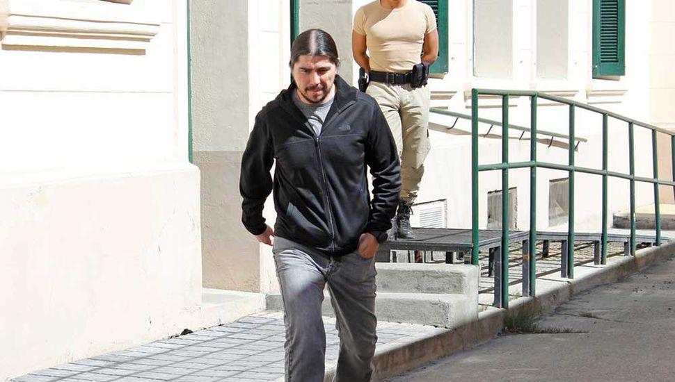 Detuvieron a Martín Báez por intentar mover millones estando inhibido